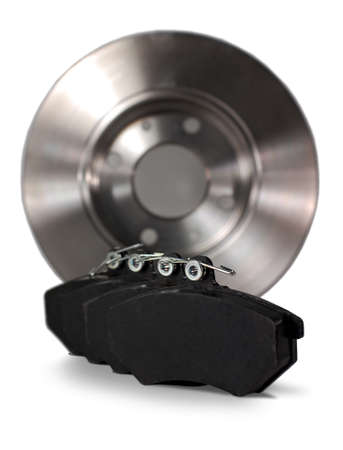 Brake pads and blur brake discs