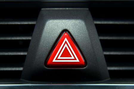 car hazard lights switch
