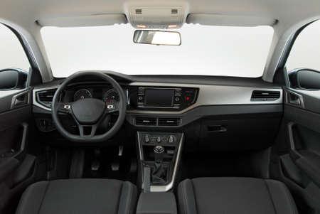 dashboard of a modern car Zdjęcie Seryjne
