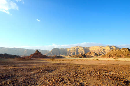 arava: The Timna Valley - historical area is rich in copper ore,  the southwestern Arabah, Israel.