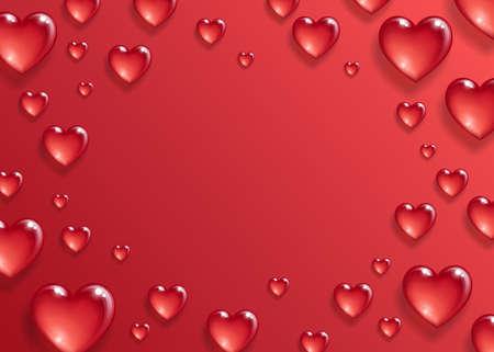 Walentynki-dzień tło.