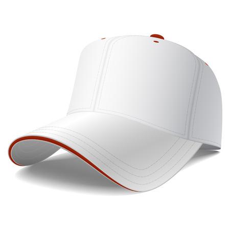 baseball cap: Vector baseball cap