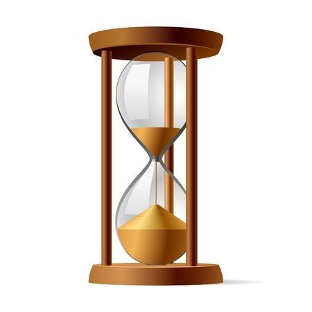 Hourglass Stock Photo - 9690118