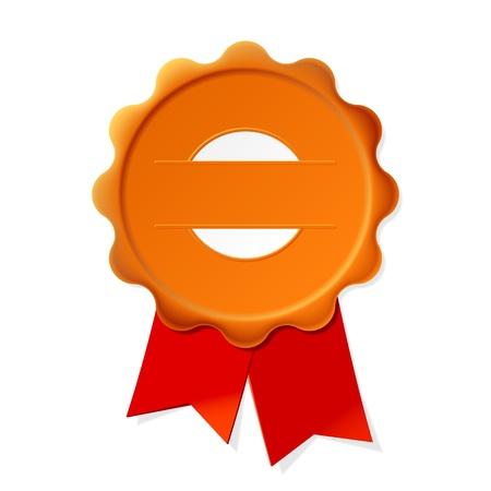 Award. Insert your text. Stock Vector - 9720096