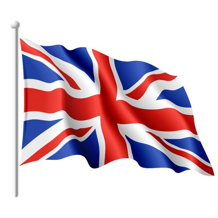 great britain: Flag of the United Kingdom