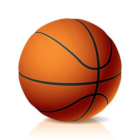 Basket ball Stock Vector - 9882183
