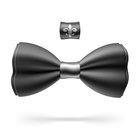 party wear: Bow tie Illustration