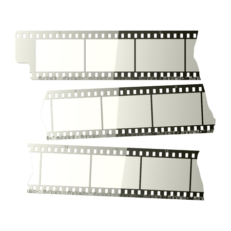 Film strips Stock Vector - 9882123