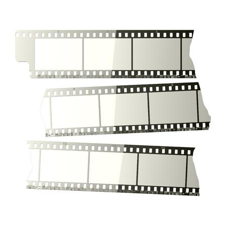 Film strips Stock Vector - 9882123
