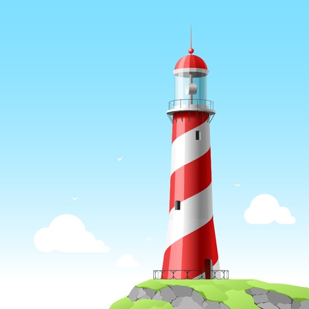 maritime: Lighthouse