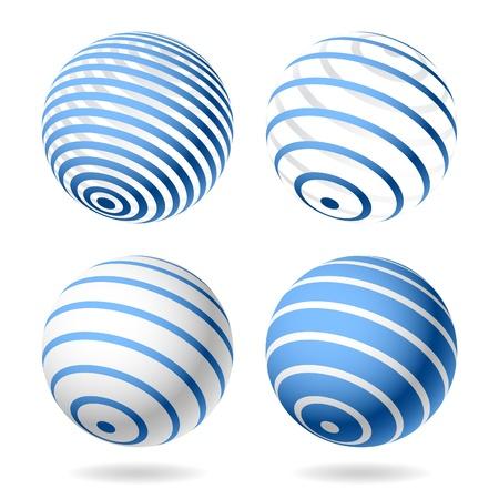 the globe: Elementi di design del globo