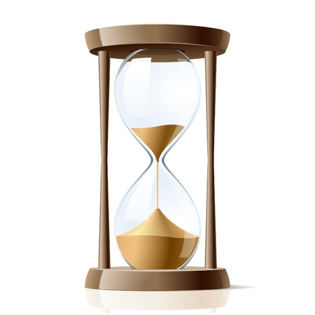 deadline: Hourglass