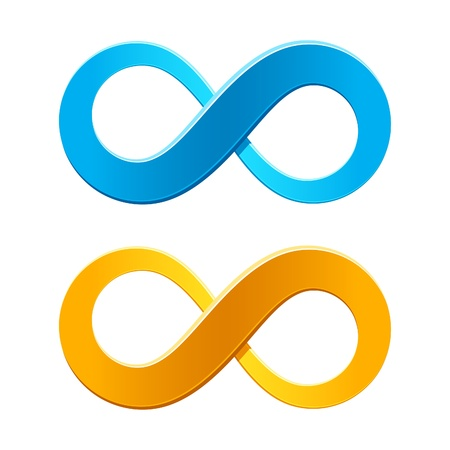 forever: Infinity symbol