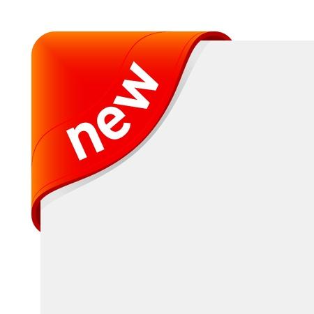 Teken nieuwe