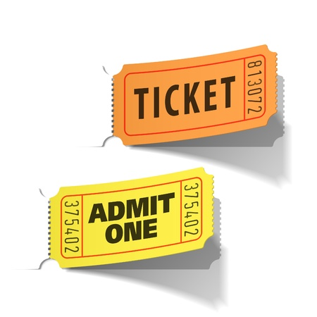 circus ticket: Entrance tickets