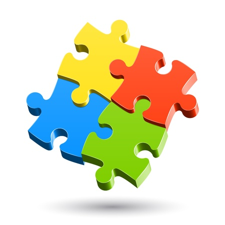 puzzle piece: Rompecabezas