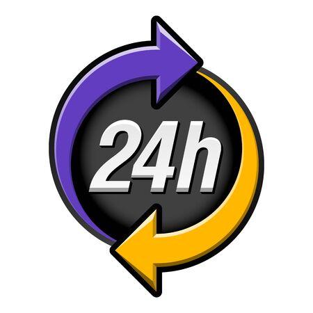 segno di 24 ore