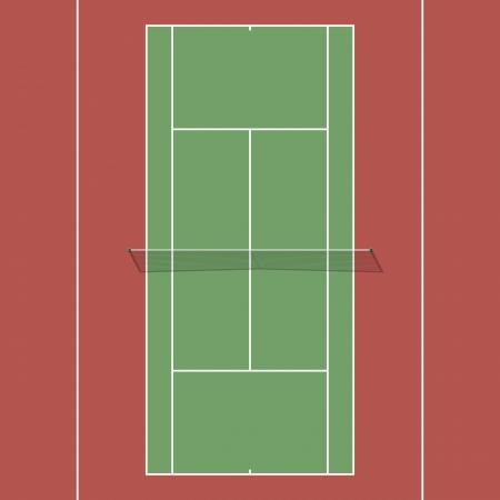 torneio: Quadra de t