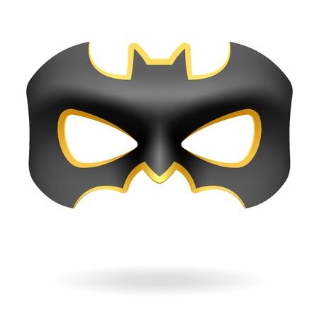 Masquerade mask Stock Vector - 9882307