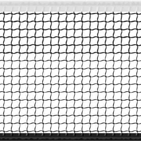 Seamless tennis net Stock Vector - 9882487