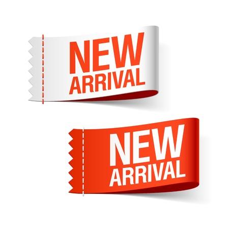 nowy: Nowe taÅ›my przyjazdu Ilustracja