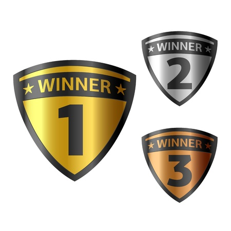second place: Awards Illustration