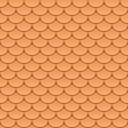 tile roof: Tegole senza soluzione di continuit�