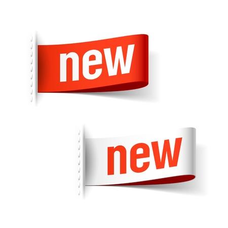 label: Nieuwe labels