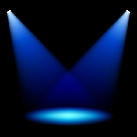 Focos de escenario