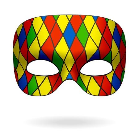 arlecchino: Arlecchino maschera