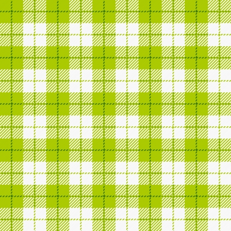 Checkered tablecloth  Seamless Vector