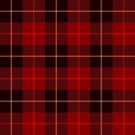 scottish: Tartan, plaid pattern  Seamless illustration  Illustration