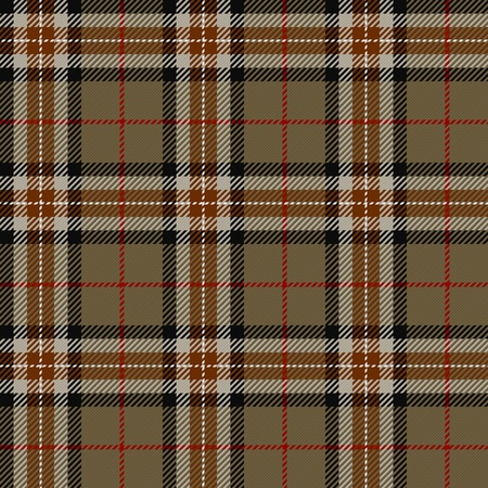 tartan: Tartan, plaid pattern  Seamless illustration  Illustration