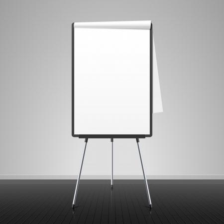 boardroom: Flip chart