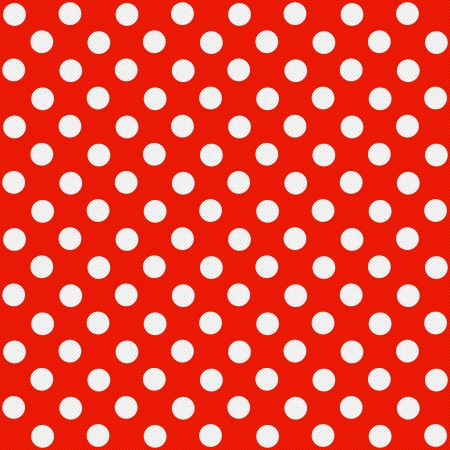 red polka dots: Modelo incons�til del punto de polca