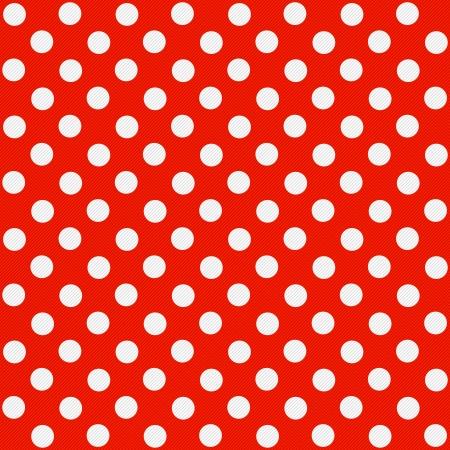 a tablecloth: Seamless Polka dot pattern