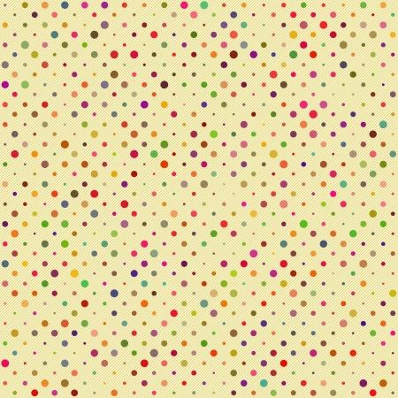 pattern pois: Seamless pattern Polka dot