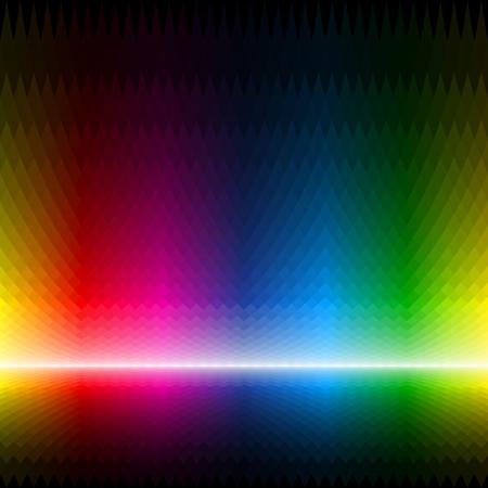 Naadloze multicolor achtergrond