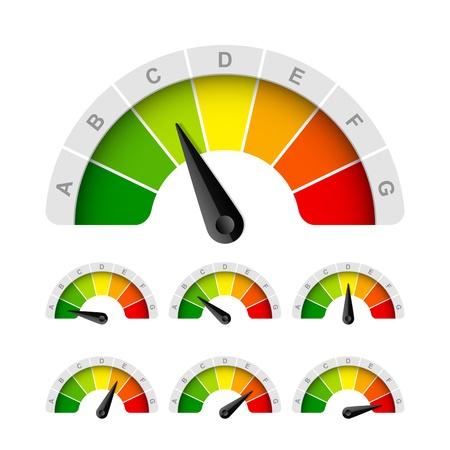 eficiencia: Clase de eficiencia energ�tica