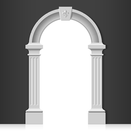 archway: Classic arch