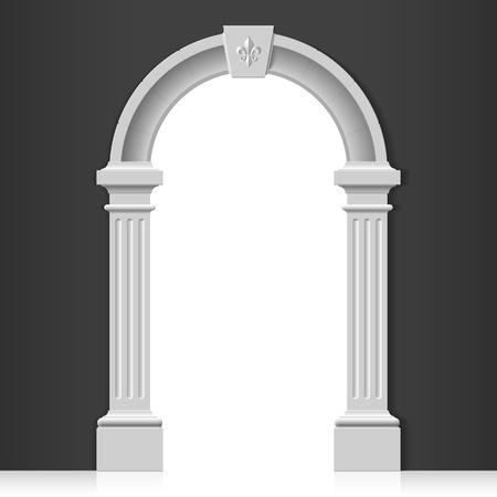 arcos de piedra: Classic arco