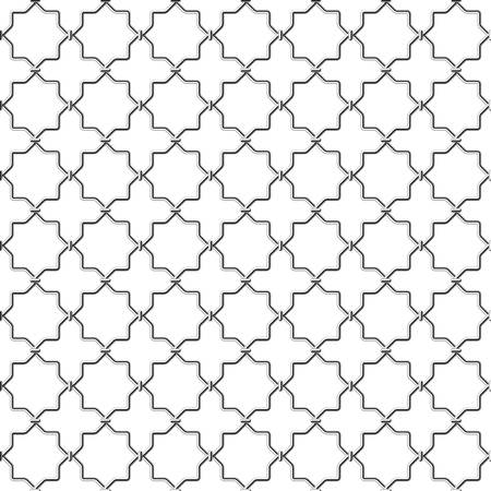 lattice: Seamless metal lattice