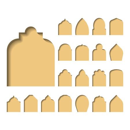 arcos de piedra: Tipos Arch