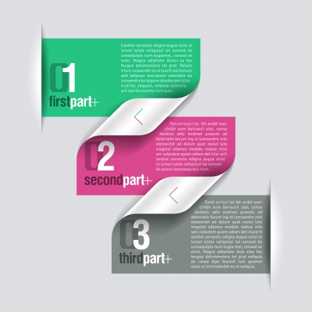 paper graphic: Design template