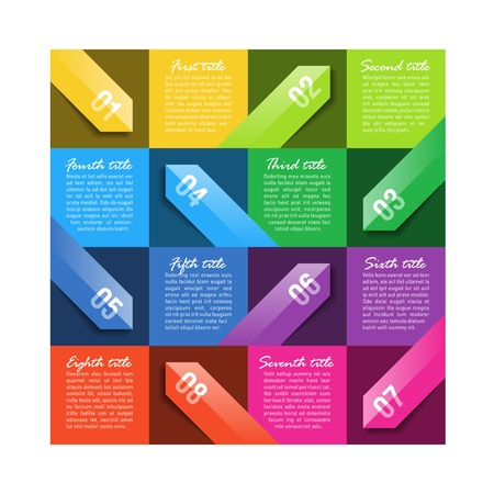 Design template Stock Vector - 19119439