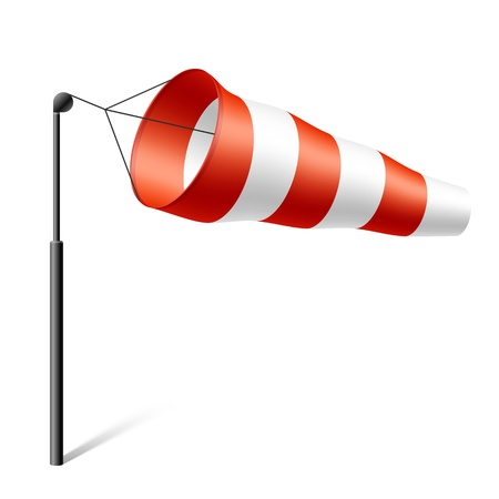 wind storm: Windsock