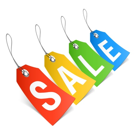 cut off: Sale, price tags