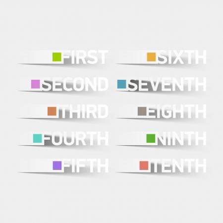 cute backgrounds: Infografía números de plantilla
