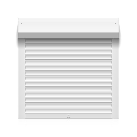 warehouse: Roller shutter