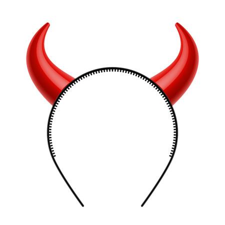 cuernos: Devils cuernos cascos